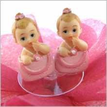Bonbonnières bébés jumelles