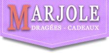 Bonbonnières et dragées Marjole